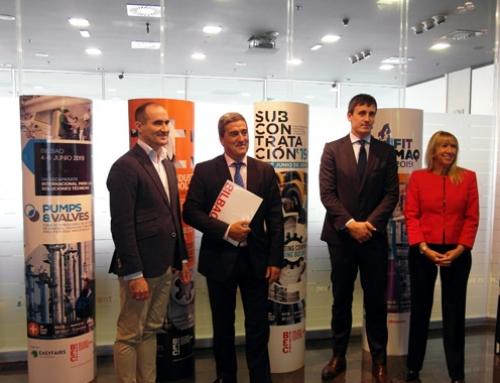 Bilbao Exhibition Centre-k zazpi azoka jarriko ditu industria aurreratuenaren zerbitzura ekainaren 4tik 6ra +Industry plataforman